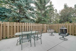 Photo 23: 16 4403 RIVERBEND Road in Edmonton: Zone 14 Townhouse for sale : MLS®# E4170834