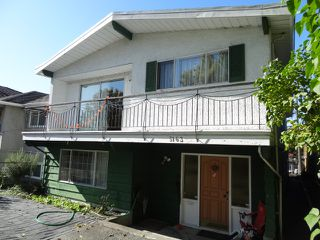 Main Photo: 5163 SOMERVILLE Street in Vancouver: Fraser VE House for sale (Vancouver East)  : MLS®# R2412334