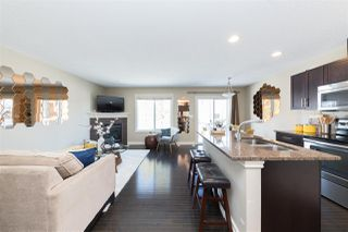 Photo 3: 14 219 CHARLOTTE Way: Sherwood Park Townhouse for sale : MLS®# E4184364