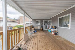 """Photo 18: 86 6338 VEDDER Road in Chilliwack: Sardis East Vedder Rd Manufactured Home for sale in """"Maple Meadows Mobile Home Park"""" (Sardis)  : MLS®# R2442740"""