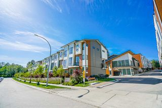 "Photo 1: 82 16433 19 Avenue in Surrey: Pacific Douglas Townhouse for sale in ""Berkeley Village"" (South Surrey White Rock)  : MLS®# R2460555"
