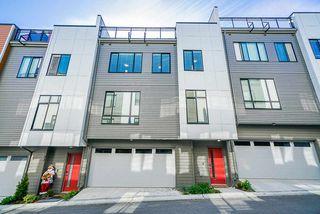 "Photo 3: 82 16433 19 Avenue in Surrey: Pacific Douglas Townhouse for sale in ""Berkeley Village"" (South Surrey White Rock)  : MLS®# R2460555"