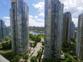 "Photo 1: 1903 501 PACIFIC Street in Vancouver: Downtown VW Condo for sale in ""THE 501"" (Vancouver West)  : MLS®# R2461862"