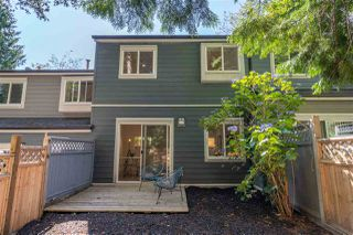 """Main Photo: 2620 TRETHEWAY Drive in Burnaby: Montecito Townhouse for sale in """"CREEKSIDE"""" (Burnaby North)  : MLS®# R2475212"""