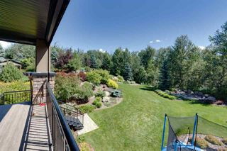 Photo 36: 101 RIVERPOINTE Crescent: Rural Sturgeon County House for sale : MLS®# E4207862