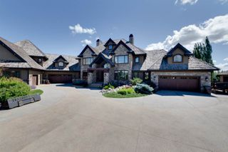 Photo 1: 101 RIVERPOINTE Crescent: Rural Sturgeon County House for sale : MLS®# E4207862