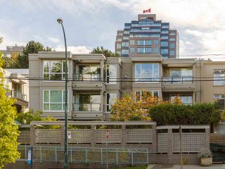 "Photo 2: 205 1318 W 6TH Avenue in Vancouver: Fairview VW Condo for sale in ""BIRCH GARDEN"" (Vancouver West)  : MLS®# R2508933"
