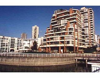 "Photo 1: 201 1675 HORNBY ST in Vancouver: False Creek North Condo for sale in ""SEA WALK SOUTH"" (Vancouver West)  : MLS®# V570024"