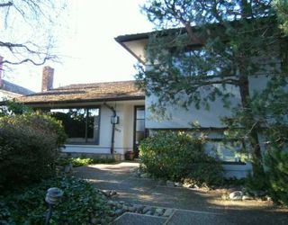 """Photo 1: 4417 BRAKENRIDGE ST in Vancouver: Quilchena House for sale in """"QUILCHENA"""" (Vancouver West)  : MLS®# V576116"""