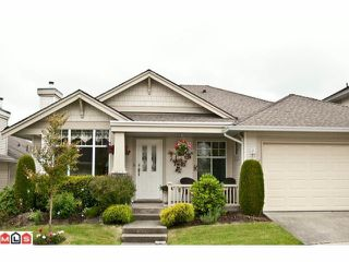 "Photo 1: 14 20751 87TH Avenue in Langley: Walnut Grove Townhouse for sale in ""Summerfield"" : MLS®# F1113182"