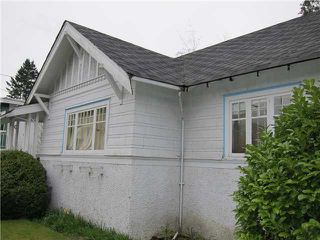 Photo 1: 2848 W 42ND Avenue in Vancouver: Kerrisdale House for sale (Vancouver West)  : MLS®# V890105