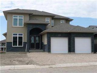 Photo 1: 219 Fleming Crescent in Saskatoon: Willowgrove Single Family Dwelling for sale (Saskatoon Area 01)  : MLS®# 405830