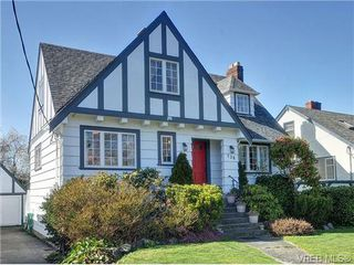 Photo 1: 736 Newport Avenue in VICTORIA: OB South Oak Bay Single Family Detached for sale (Oak Bay)  : MLS®# 334391