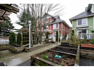 """Photo 19: 20 345 E 33RD Avenue in Vancouver: Main Townhouse for sale in """"WALK TO MAIN"""" (Vancouver East)  : MLS®# V1057045"""