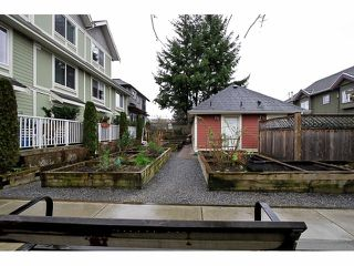 """Photo 18: 20 345 E 33RD Avenue in Vancouver: Main Townhouse for sale in """"WALK TO MAIN"""" (Vancouver East)  : MLS®# V1057045"""