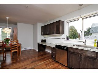 """Photo 9: 20 345 E 33RD Avenue in Vancouver: Main Townhouse for sale in """"WALK TO MAIN"""" (Vancouver East)  : MLS®# V1057045"""