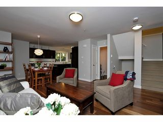 """Photo 6: 20 345 E 33RD Avenue in Vancouver: Main Townhouse for sale in """"WALK TO MAIN"""" (Vancouver East)  : MLS®# V1057045"""