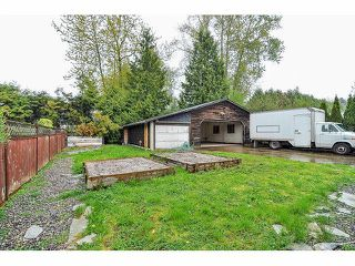 Photo 19: 21145 GLENWOOD Avenue in Maple Ridge: Northwest Maple Ridge House for sale : MLS®# V1061382