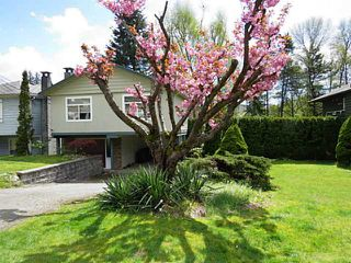 Main Photo: 326 AVALON Drive in Port Moody: North Shore Pt Moody House for sale : MLS®# V1061668
