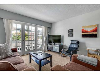 "Photo 3: 206 120 W 17TH Street in North Vancouver: Central Lonsdale Condo for sale in ""THE OLD COLONY"" : MLS®# V1066487"