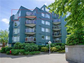 "Photo 14: 502 1508 MARINER Walk in Vancouver: False Creek Condo for sale in ""MARINER POINT"" (Vancouver West)  : MLS®# V1069887"