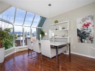 "Photo 5: 502 1508 MARINER Walk in Vancouver: False Creek Condo for sale in ""MARINER POINT"" (Vancouver West)  : MLS®# V1069887"