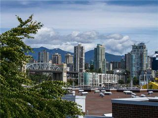 "Photo 17: 502 1508 MARINER Walk in Vancouver: False Creek Condo for sale in ""MARINER POINT"" (Vancouver West)  : MLS®# V1069887"