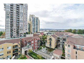 "Photo 9: 803 1 RENAISSANCE Square in New Westminster: Quay Condo for sale in ""THE Q"" : MLS®# V1070366"