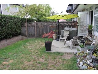 "Photo 16: 42 18199 70 Avenue in Surrey: Cloverdale BC Townhouse for sale in ""Augusta"" (Cloverdale)  : MLS®# F1449149"