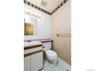 Photo 16: 35 Apple Lane in Winnipeg: Westwood / Crestview Condominium for sale (West Winnipeg)  : MLS®# 1524228