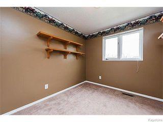 Photo 11: 35 Apple Lane in Winnipeg: Westwood / Crestview Condominium for sale (West Winnipeg)  : MLS®# 1524228