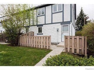 Photo 2: 35 Apple Lane in Winnipeg: Westwood / Crestview Condominium for sale (West Winnipeg)  : MLS®# 1524228