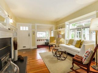 Photo 2: 4312 ATLIN Street in Vancouver: Renfrew Heights House for sale (Vancouver East)  : MLS®# V1142975