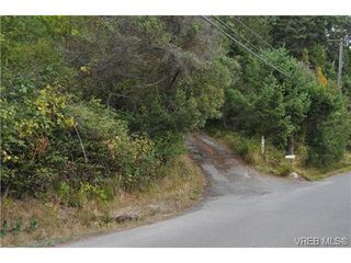 Photo 2: 1840 Swartz Bay Road in VICTORIA: NS Swartz Bay Land for sale (North Saanich)  : MLS®# 357557