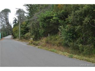 Photo 1: 1840 Swartz Bay Road in VICTORIA: NS Swartz Bay Land for sale (North Saanich)  : MLS®# 357557