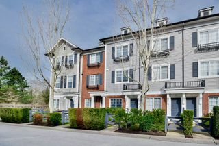 """Photo 1: 77 7233 189 ST Street in Surrey: Clayton Townhouse for sale in """"Tate"""" (Cloverdale)  : MLS®# R2045243"""