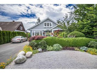 "Photo 1: 12258 AGAR Street in Surrey: Crescent Bch Ocean Pk. House for sale in ""Crescent Beach"" (South Surrey White Rock)  : MLS®# R2083653"