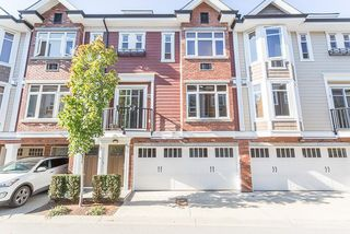 "Photo 1: 120 20738 84 Avenue in Langley: Willoughby Heights Townhouse for sale in ""YORKSON CREEK"" : MLS®# R2099143"