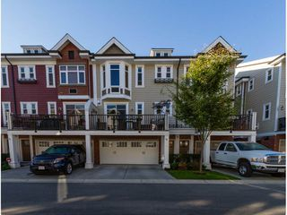 """Photo 1: 78 20738 84 Avenue in Langley: Willoughby Heights Townhouse for sale in """"Yorkson Creek"""" : MLS®# R2110725"""