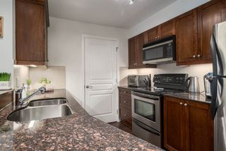 "Photo 2: 109 1969 WESTMINSTER Avenue in Port Coquitlam: Glenwood PQ Condo for sale in ""THE SAPPHIRE"" : MLS®# R2116941"