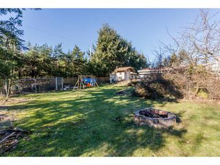 Photo 16: 16910 23RD Avenue in Surrey: Pacific Douglas House for sale (South Surrey White Rock)  : MLS®# R2136702