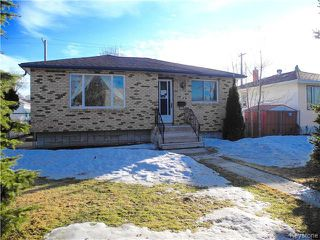 Photo 2: 1040 Talbot Avenue in Winnipeg: East Elmwood Residential for sale (3B)  : MLS®# 1705762