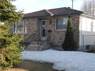 Photo 1: 1040 Talbot Avenue in Winnipeg: East Elmwood Residential for sale (3B)  : MLS®# 1705762
