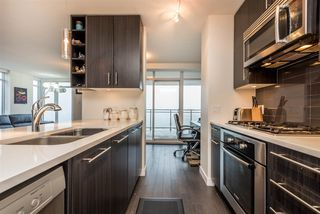 """Photo 9: 2401 608 BELMONT Street in New Westminster: Uptown NW Condo for sale in """"VICEROY """"BY BOSA"""""""" : MLS®# R2159779"""