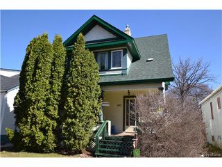 Photo 1: 633 Machray Avenue in Winnipeg: Sinclair Park Residential for sale (4C)  : MLS®# 1712458
