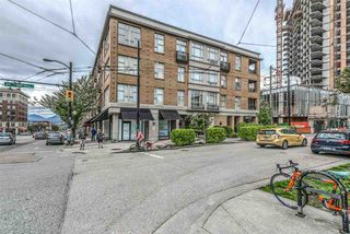 "Photo 1: 206 205 E 10TH Avenue in Vancouver: Mount Pleasant VE Condo for sale in ""THE HUB"" (Vancouver East)  : MLS®# R2169420"