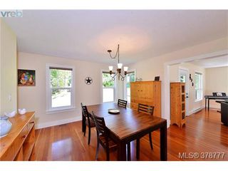 Photo 5: 607 Woodcreek Dr in NORTH SAANICH: NS Deep Cove House for sale (North Saanich)  : MLS®# 760704