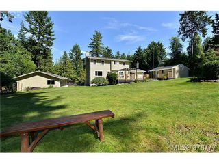 Photo 18: 607 Woodcreek Dr in NORTH SAANICH: NS Deep Cove House for sale (North Saanich)  : MLS®# 760704