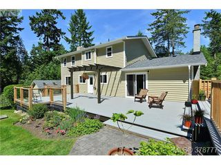 Photo 16: 607 Woodcreek Dr in NORTH SAANICH: NS Deep Cove House for sale (North Saanich)  : MLS®# 760704