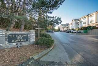 "Photo 1: 219 1755 SALTON Road in Abbotsford: Central Abbotsford Condo for sale in ""The Gateway"" : MLS®# R2226409"